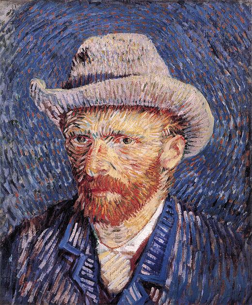 Vincent Van Gogh  Tlhingan Hol  Fandom Powered By Wikia