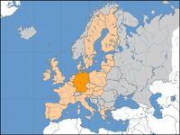 Europe location GER