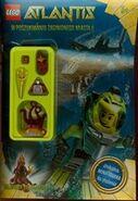 Lego atlantis w poszukiwaniu zaginionego miasta 2
