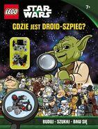 Lego star wars gdzie jest droid-szpieg