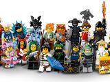 71019 LEGO Ninjago Movie