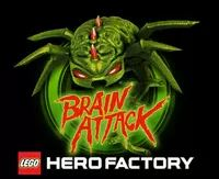 Logo Hero Factory Brain Attack