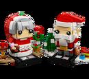 40274 Święty Mikołaj i Pani Mikołajowa