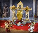 75900 Tajemnica muzeum mumii