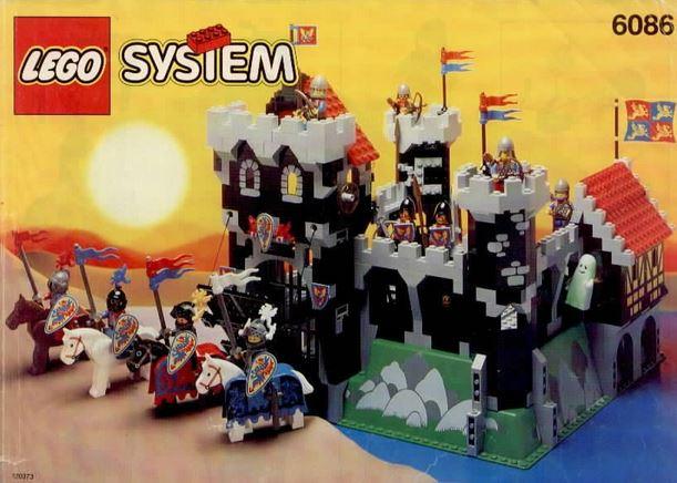 6086 Zamek Czarnego Rycerza Klocki Lego Wiki Fandom Powered By Wikia