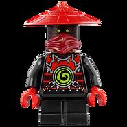 Kamienny Zwiadowca czerwona twarz