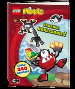 LEGO Mixels Zadanie Naklejanie!