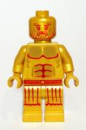 Złoty Król bez zbroi