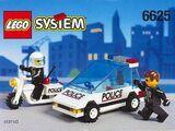 6625 Miejska policja