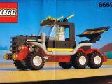 6669 Terenowy samochód wyścigowy na dużych kołach