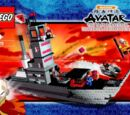3829 Fire Nation Ship