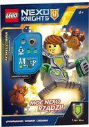 Lego nexo knights moc nexo rządzi