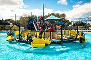 Aquazone Wave Racers Legoland Florida