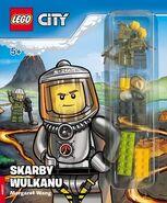 Lego city skarby wulkanu