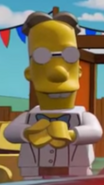 Profesor Frink Dimensions