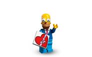 Homer na randce