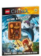 Lego legends of chima atak łowców
