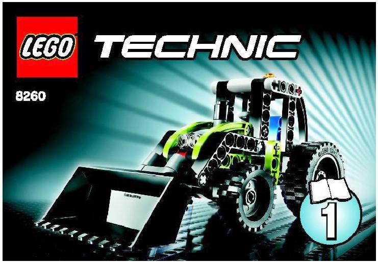 8260 Traktor Klocki Lego Wiki Fandom Powered By Wikia