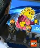 Międzygalaktyczna dziewczyna LEGO Marvel Super Heroes film