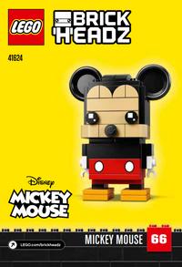 41624 Myszka Miki Klocki Lego Wiki Fandom Powered By Wikia