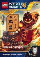 Lego nexo knights walka o księgi