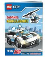 Lego city zadanie naklejanie 4