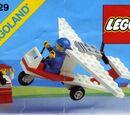 6529 Mały jedoosobowy samolot
