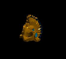 Azteckie narycie głowy