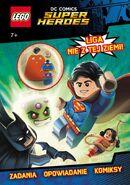 Lego super heroes liga nie z tej ziemi