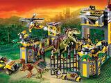5887 Główna kwatera obrony przed dinozaurami