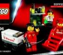 30196 Shell Zespół F1