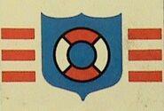 Straż Przybrzeżna Logo 1989-1996