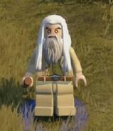 Saruman w czasie wolnym