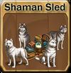Shamansled
