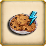 Cookies 10 energy framed