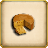 Cheese framed