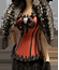 Clo-Red corset