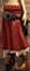 Clo-Cowboy skirt