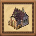 Cabin2 framed