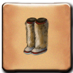 Fur Boots (Supply)