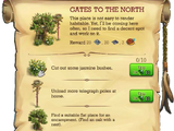 Gates to the North