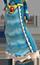 Clo-Blue skirt