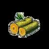 Fir-tree logs