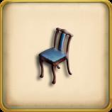 Chair framed