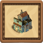 House with an attic2 framed