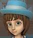 Clo-Blue bonnet brownhair