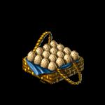 Turkey egg container (Item)