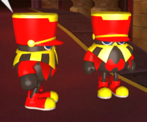 Solare and Soleil In-game Klonoa Wii