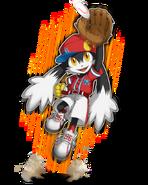 Famista dream match Klonoa art