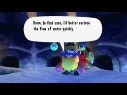 King Seadoph Wii